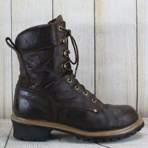 CAROLINA Lace-up Insulated Ankle Work Boot Size 11